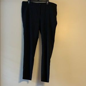 Pants - Black Ankle Pant